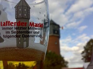 Bierglas Härke Lafferder Markt