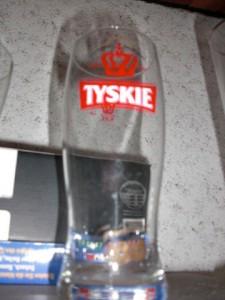 Bierglas Tyskie
