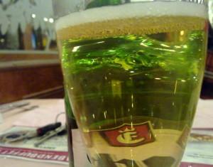 Bierglas Einbecker alkoholfrei