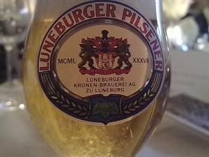 Bierglas Lüneburger Krombacher