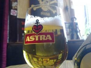 Bierglas Astra