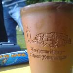Bierbecher Mittelalterfest Hildesheim