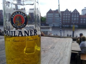 Bierglas Paulaner