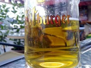 Bierglas Bitburger