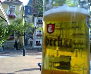 Bierglas Einbecker Altstadt