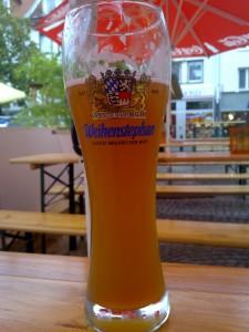 Bierglas Weihenstephan