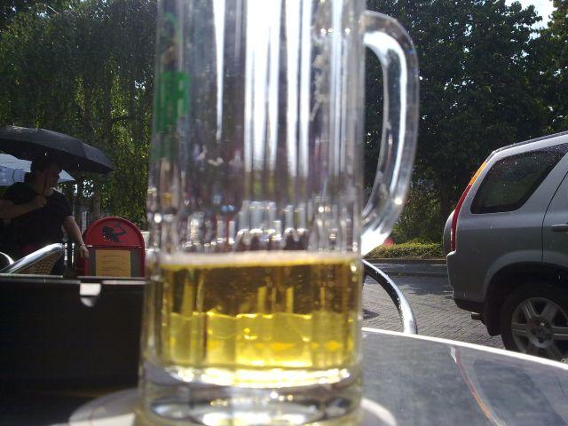 Bierglas Jever Becher