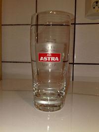 Bierglas gesucht, ASTRA via Lieblingsbier.de