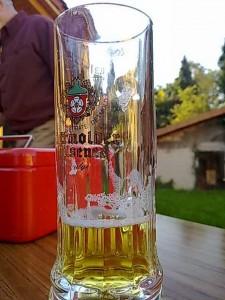 Bierglas Detmolder