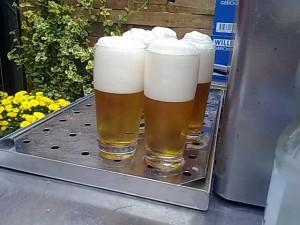 Bierglas Willybecher Krombacher
