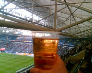 Bierbecher, Veltins, Veltins Arena