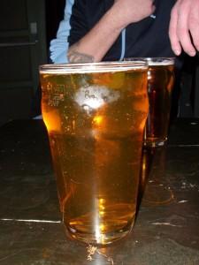 Bierglas O'Neill's Pub 2