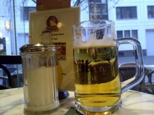 Bierglas Bitburger, 0,5l