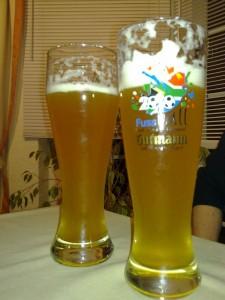 Bierglas Gutmann, Bierglas Real