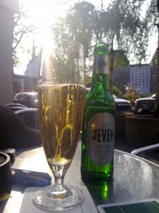 Bierglas Jever fun