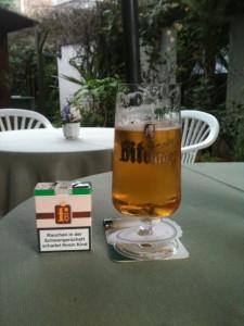 Bierglas Bitburger Exklusiv