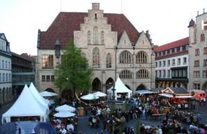 Weinfest Hildesheim, ©Hildesheim-Marketing
