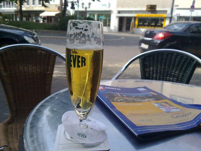 Bierglas Jever