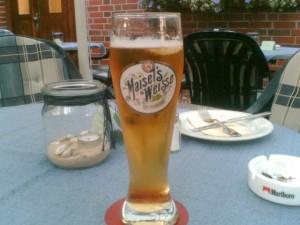 Bierglas Maisel's Weisse, Schneverdingen