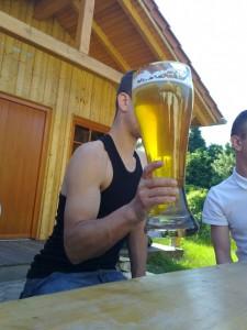 Bierglas 3 Liter, Gutmann