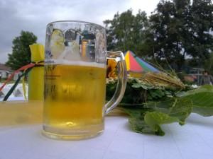 Bierglas, Glückauf Seidel