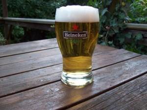 Bierglas, Heinken, Rastal