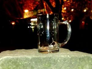 Bierglas Glückauf 0,3l, Rastal