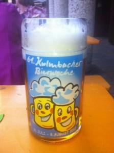 Maßkrug Kulmbacher Bierwoche, Lieblingsbier.de