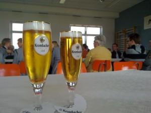 Bierglas Krombacher