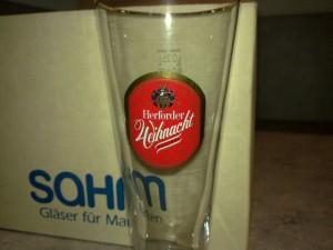 Bierglas unboxing: Modell München 0,25l