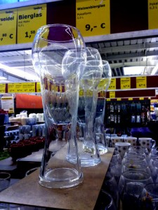 2 Liter Biergläser