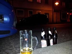 Bierglas Einbecker, Allgäu Seidel RC