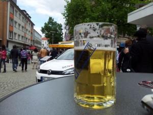Bierglas Brunnenkopp, Hildesheimer Automeile
