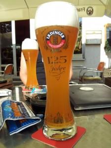 Bierglas Erdinger Pokal 125, Rastal