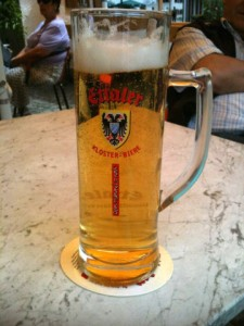 Bierglas Gutsherren Seidel, Rastal