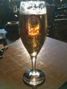Bierglas Keilerbier