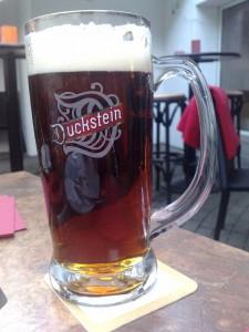 Bierglas Duckstein, Braunschweig