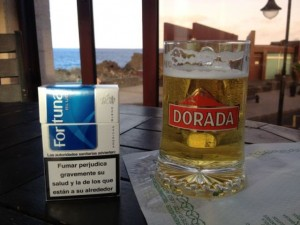 Bierglas Dorada