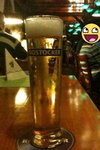 Bierglas Rostocker Becher