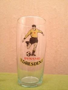 Bierglas Dynamo Dresden