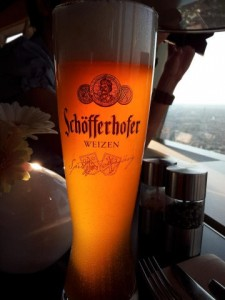 Bierglas Schöfferhofer exklusiv, Sahm
